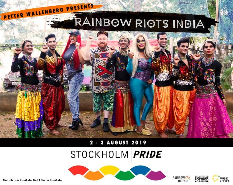 Rainbow Riots Festival