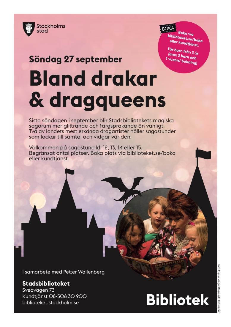 Drakar & Dragqueens_2020-09_affisch